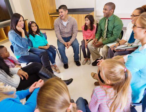 organização de eventos escolares