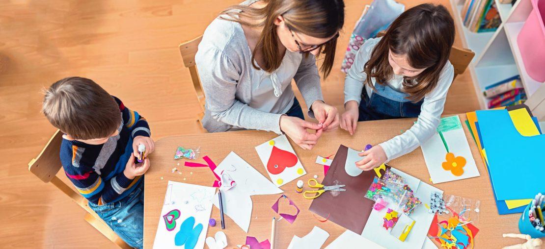 mensagem de formatura na educação infantil