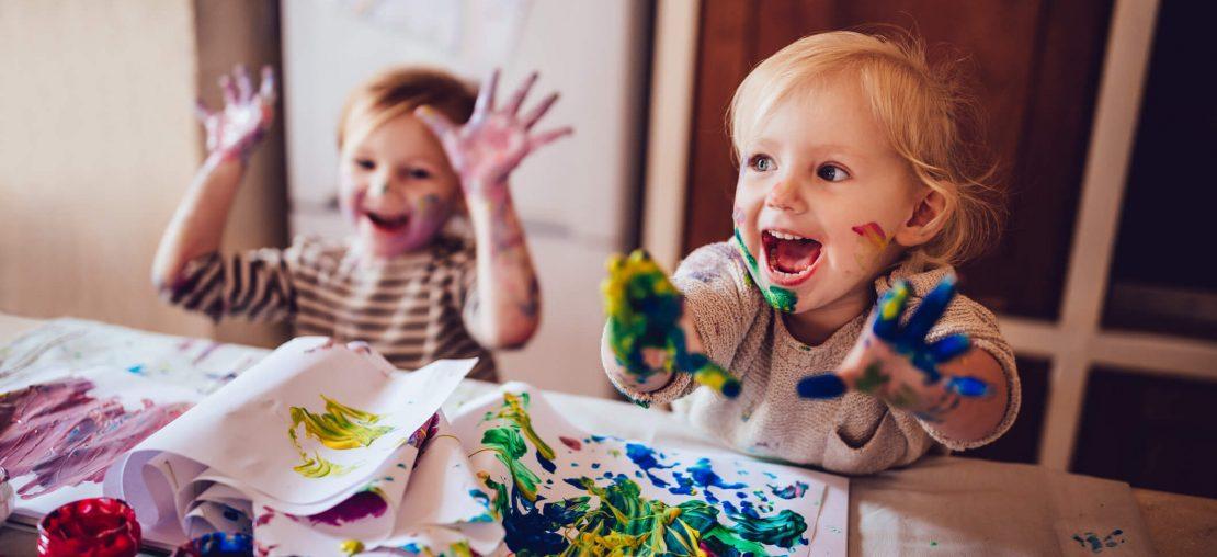 Saiba como estimular a criatividade infantil
